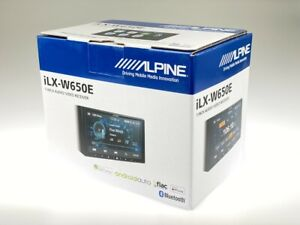 Alpine iLX-W650E  New in Box Never Been used
