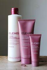 NEW ELEMIS MODERN ENGLISH ROSE BATH SHOWER MILK, BODY CREAM, HAND BALM free p&p