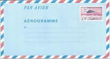 AEROGRAMME - ENTIER POSTAL N° 1014-AER - NEUF - CONCORDE