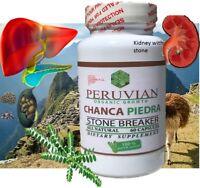 Stone Breaker Chanca Piedra Dissolver Cleanse Fight Kidney Gallbladder Pain fast