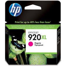 GENUINE AUTHENTIC HP HEWLETT PACKARD HP 920XL MAGENTA INK CARTRIDGE CD973AE HP