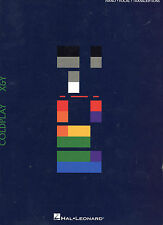 Coldplay X&Y Songbook - Piano, Vocal, Transcriptions-Hal Leonard - 2005