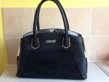 River Island Faux Leather Outer Handbags Totes