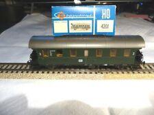 """ROCO Personenwagen 1. Kl.  DB  """"Donnerbüchse""""  4203   OVP"""