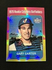 GARY CARTER ROOKIE 1975 TOPPS ARCHIVES RESERVE EXPOS RETRO 2001 BASEBALL CARD