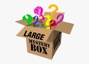 Japanese Anime/Culture/Goods Randomized Mystery Goods Box