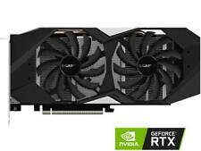 GIGABYTE GeForce 8GB GDDR6 PCIE 3.0 Video Card + NVIDIA VGA Gift