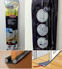 Adjustable Under Door Foam Draught Excluder Air Light Stop Seals Gap Insulation