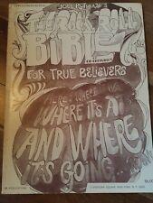 Drum Instruction Book Joel Rothman's Rock & Roll Bible 1968 copyright