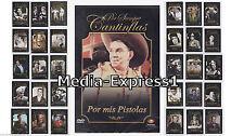 DVD  Mario Moreno Cantinflas NEW Coleccion De 31 DVD's ORIGINAL FAST SHIPPING !