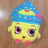 Shopkin Pillow Cupcake Shopkins Medium Size Plush Stuffed Toy Plush