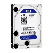 """Western Digital Blue 3 TB,Internal,5400 RPM,3.5"""" (WD30EZRZ) Hard Drive"""