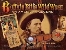 BUFFALO BILLS WILD WEST RL WILSON Hardcover Bookbook First Edition