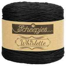 Scheepjes Yarns ::Whirlette #851:: cotton blend Liquorice