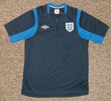 ENGLAND / 2009-2010 Training - UMBRO - MENS football Shirt / Jersey.  L (M?)