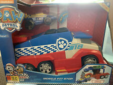 Paw Patrol Mobile Pit Stop with Exclusive Pup and Vehicle Chase