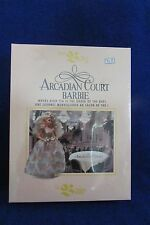 Arcadian Court Barbie Doll -The Bay - Never removed from the box