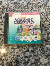 Kids Learning Software - Ultimate Writing & Creativity Center - Free Ship