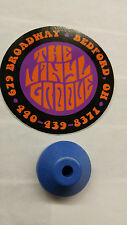 45 RPM RECORD CENTER POST INSERT ADAPTER BLUE/RED/YELLOW