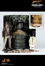 Hot Toys INDIANA JONES and the Raiders of the Lost Ark 1/6 Action Figure NEW