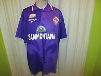 "AC Florenz Original Reebok Heim Trikot 1995/96 ""SAMMONTANA"" Gr.XL TOP"