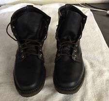 WESCO BOOTS CUSTOM JOBMASTER/PACKER 9D BLACK