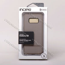 Incipio NGP Flexible Advanced Snap Cover Case For Samsung Galaxy S8 - Sand Gray