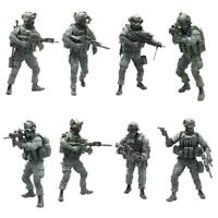 1/35 US Special Forces Skull Hunter Resin Soldier Exquisite Kit TLP-01--09 W4Q3