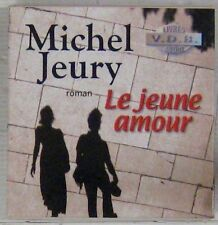 Michel Jeury Le jeune amour Livre Audio VDB MP3