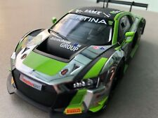 "Carrera Digital 132 30784 Audi R8 LMS ""YACO RACING, No 50"" LICHT Karosse+Chassis"