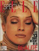 Elle French Fashion Magazine 15 Novembre 1993 Special Beaute 091719AME2