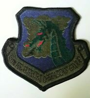 U S Air Force 18th Air Support Operations Group USAF Subdued Patch Green Dragon