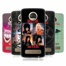 OFFICIAL MOTLEY CRUE ALBUMS HARD BACK CASE FOR MOTOROLA PHONES 1