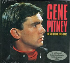 "GENE PITNEY Brand New 2 CD set ""THE COLLECTION 1959 - 1962"" - 37 Songs"