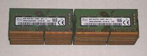 16gb laptop RAM kit 2 x 8gb PC4-2400 Lenovo Thinkpad A485 E475 E480 E485 E570
