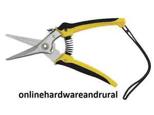 Aussie Footrot Shears Sheep Goat Hoof Foot Rot Shears Snips Trimmer - FREE POST!