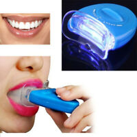 Dental Teeth tooth Whitener Whitening Lamp blue LED Laser Light Accelerator New