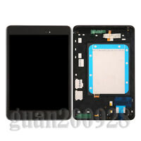 +Frame LCD Display Touch Screen Digitizer For Samsung Galaxy Tab A 8.0 SM-T350