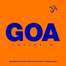 GOA 24 = Galactika/DNA/Timelock/Sundose/Oforia/Dynamic...=2CD= groovesDELUXE!