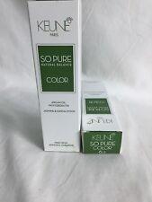 Keune So Pure 2.1 oz Organic Permanent Hair Color - 6.3  Dark Golden Blonde