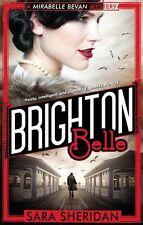 SARA SHERIDAN ___BRIGHTON BELLE ___ ÉTAGÈRE USURE ___ FREEPOST UK