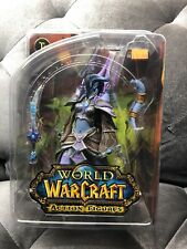 World Of Warcraft Series 3 Action Figure by DC Unlimited Draenei Mage Tamuura