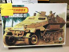 Matchbox 40083 sdkfz 251/1 Hanomag 1:76 Scale Sealed Box