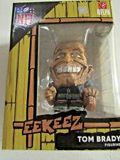 Tom Brady New England Patriots Eekeez Figurine Team NFL Forever Pop Figure New