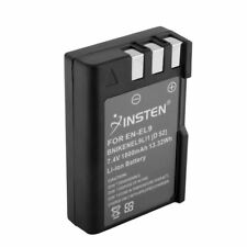 1 pc EN-EL9 Li-ion battery For Nikon Digital SLR D60