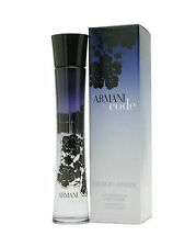 Armani Code Pour FEMME 2.5 oz Eau de Parfum EDP Fragrance for Women
