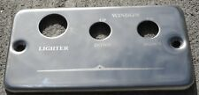 dash plate lighter window left right replacement SS for Freightliner Classic FLD
