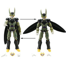 CELL - 2 PERSONAGGI - 17Cm. - Dragon Ball Z GT Figure Statuina Modellino Action