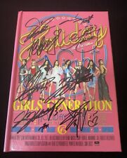 SNSD Autographed SIGNED HOLIDAY NIGHT 6TH ALBUM CD+photobook K-POP