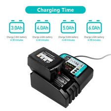 For Makita Dc18Rc 18V Fast Lithium Ion Battery Charger New replace Dc18Ra Dc18Sd